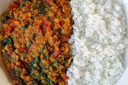 Dal – indisches Linsengericht 2