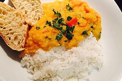 Dal – indisches Linsengericht