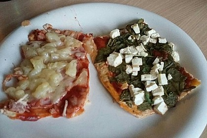 Low Carb Pizzarolle 92