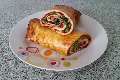 Low Carb Pizzarolle 37
