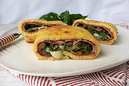 Low Carb Pizzarolle 31