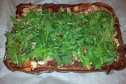 Low Carb Pizzarolle 123