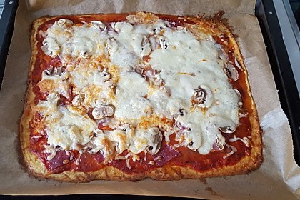 Low Carb Pizzarolle 24