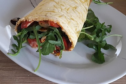 Low Carb Pizzarolle 22