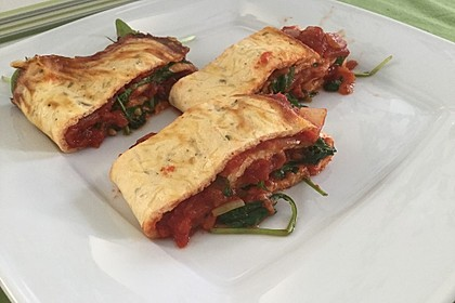 Low Carb Pizzarolle 71