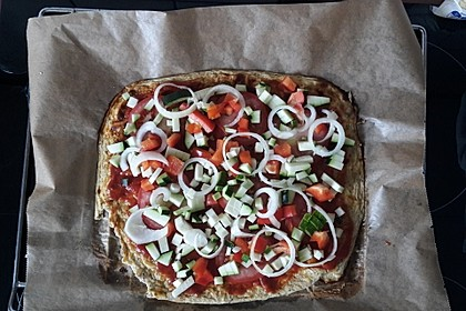 Low Carb Pizzarolle 110