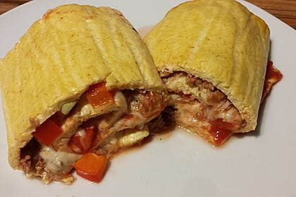Low Carb Pizzarolle 48