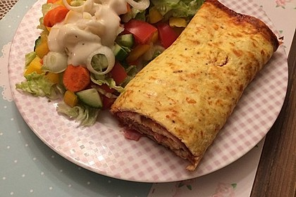 Low Carb Pizzarolle 101