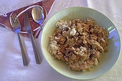 Cashew-Hähnchencurry aus dem Slow Cooker von Bianca2608 ...
