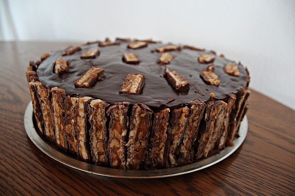 Cake Snickers