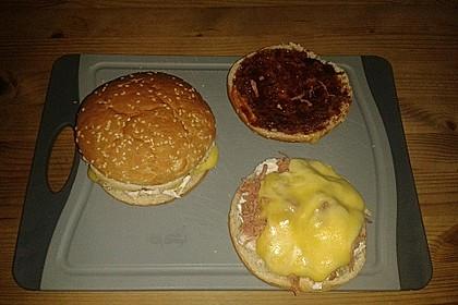 Pulled Pork Burger 5