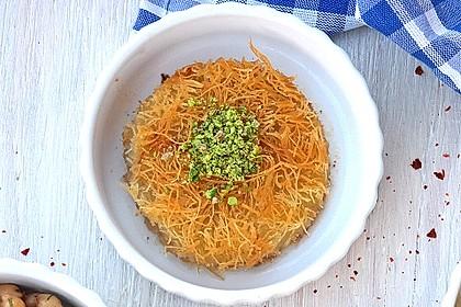 Künefe - türkisches Engelhaar-Dessert 1