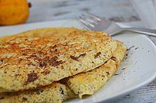 Schokosplitter Pancakes
