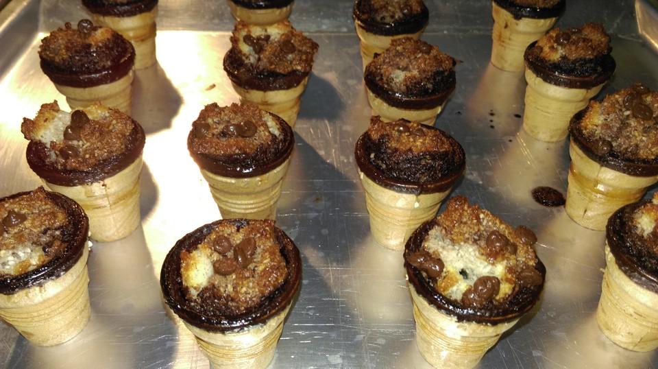 low carb kokosmehl muffins rezept mit bild von leni512. Black Bedroom Furniture Sets. Home Design Ideas