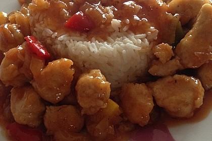 Hähnchen süßsauer wie im Chinarestaurant 18