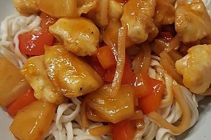 Hähnchen süß-sauer wie beim Chinesen 9