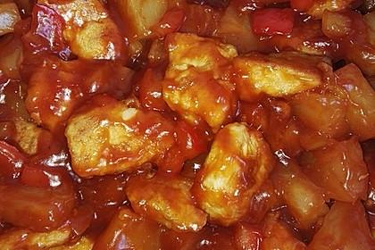 Hähnchen süßsauer wie im Chinarestaurant 41