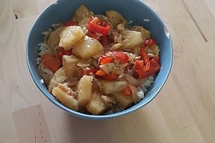 Hähnchen süßsauer wie im Chinarestaurant 44