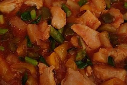 Hähnchen süßsauer wie im Chinarestaurant 42