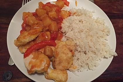 Hähnchen süßsauer wie im Chinarestaurant 14