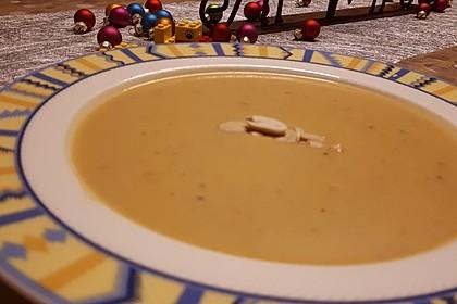 Süßkartoffel–Erdnuss-Suppe 30