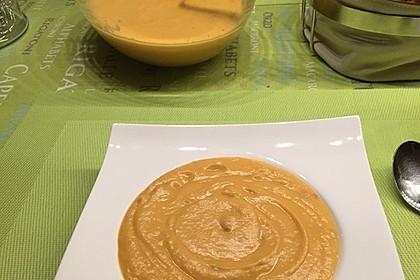 Süßkartoffel–Erdnuss-Suppe 40