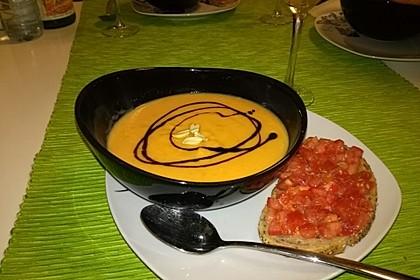 Süßkartoffel–Erdnuss-Suppe 5