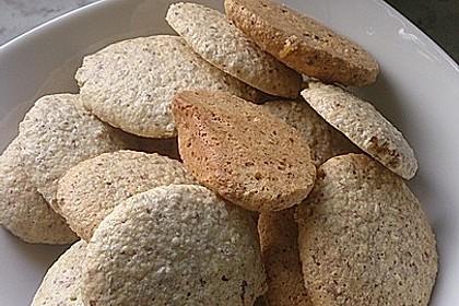 Eigelb-Mandel-Kekse