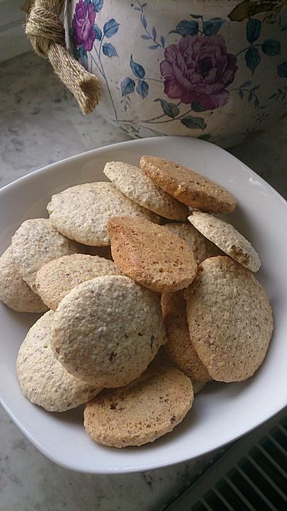 Rezept kekse nur mit eigelb