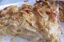 Bratapfel-Lasagne