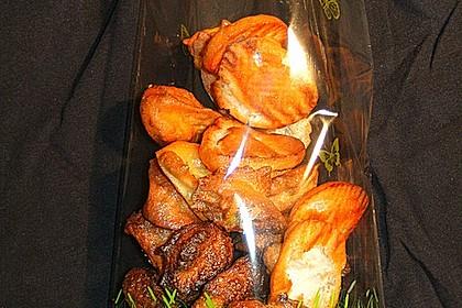 Amarant-Melissen-Kekse