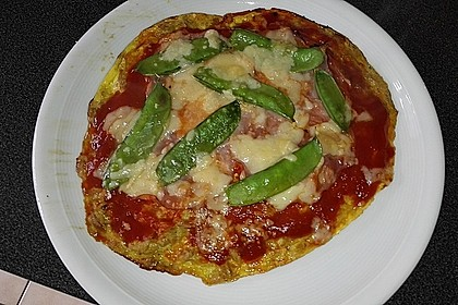 Low carb Pizza 1