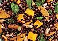 Black Rice Salat mit Mangos und Erdnüssen