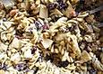 Nudelsalat, fruchtig und würzig