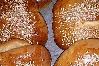 Hamburger und Hot Dog Buns 29