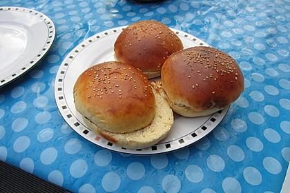 Hamburger und Hot Dog Buns 20