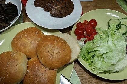 Hamburger und Hot Dog Buns 3