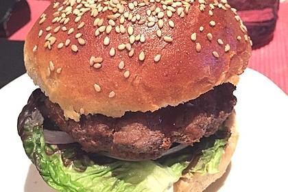 Hamburger und Hot Dog Buns 7