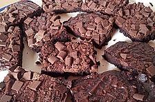 Schnelle Kakao-Brownies