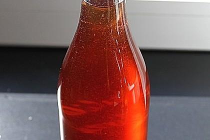 Erdbeer-Minz-Likör 1