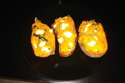 Gebackene Süßkartoffeln 25