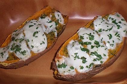 Gebackene Süßkartoffeln 5