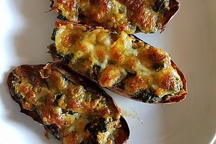 Gebackene Süßkartoffeln 17