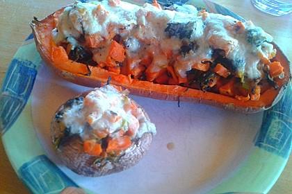 Gebackene Süßkartoffeln 20