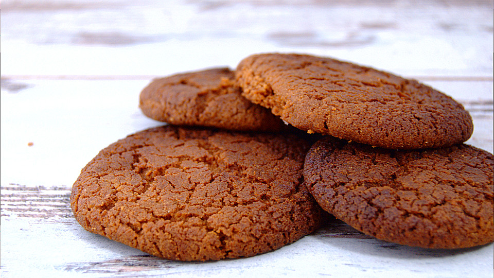 Kekse rezept nutella