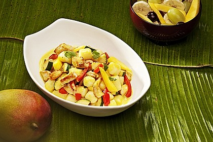Kartoffel-Gnocchi-Curry