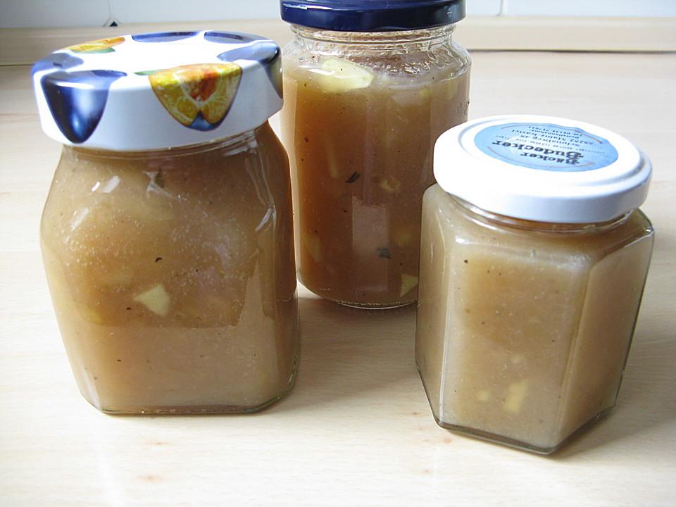 bananen pfirsich apfel marmelade mit limette rezept mit bild. Black Bedroom Furniture Sets. Home Design Ideas
