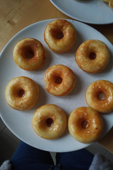 zitronen joghurt donuts f r den donutmaker von j0j094. Black Bedroom Furniture Sets. Home Design Ideas