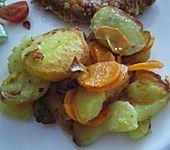 Karotten-Bratkartoffeln