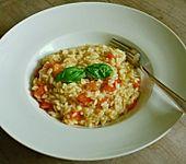 Kajas Zitronenrisotto mit Tomaten